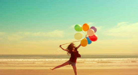 happiness-balloons