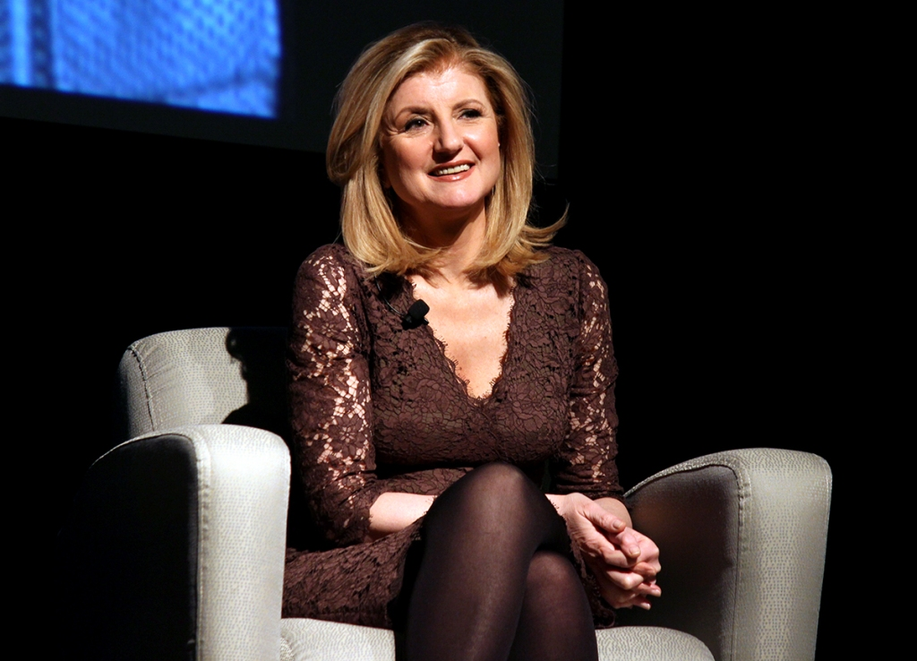 Arianna Huffington started the Huffpost at 55 years of age.