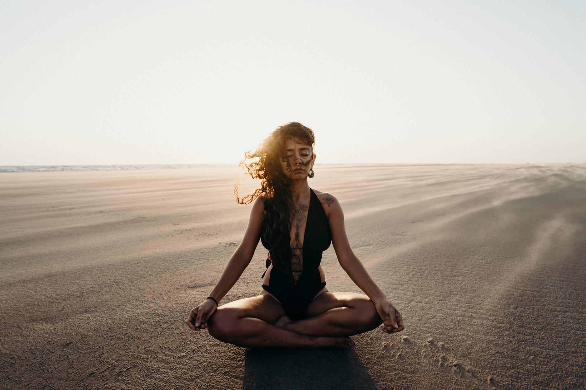 Meditate for depth