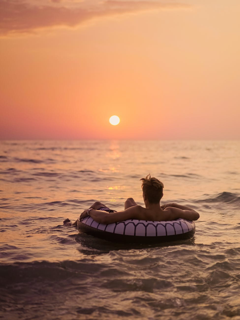 Enjoy the sunshine-What if you had a few days left to live?