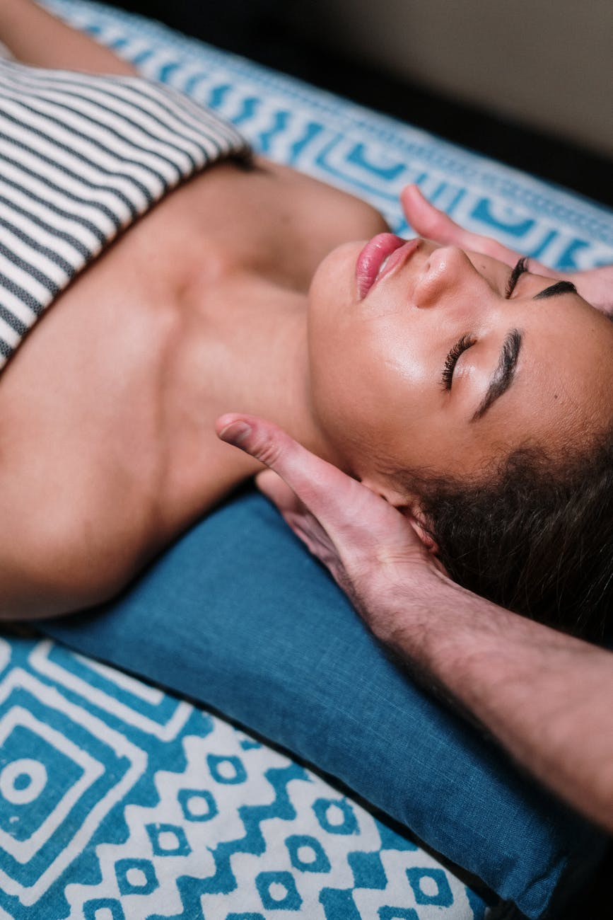 Get a massage to uplift your mood