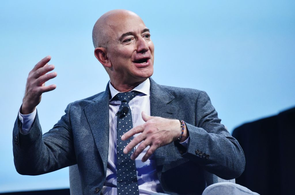 Jeff Bezos is the richest and the most successful man on the planet.