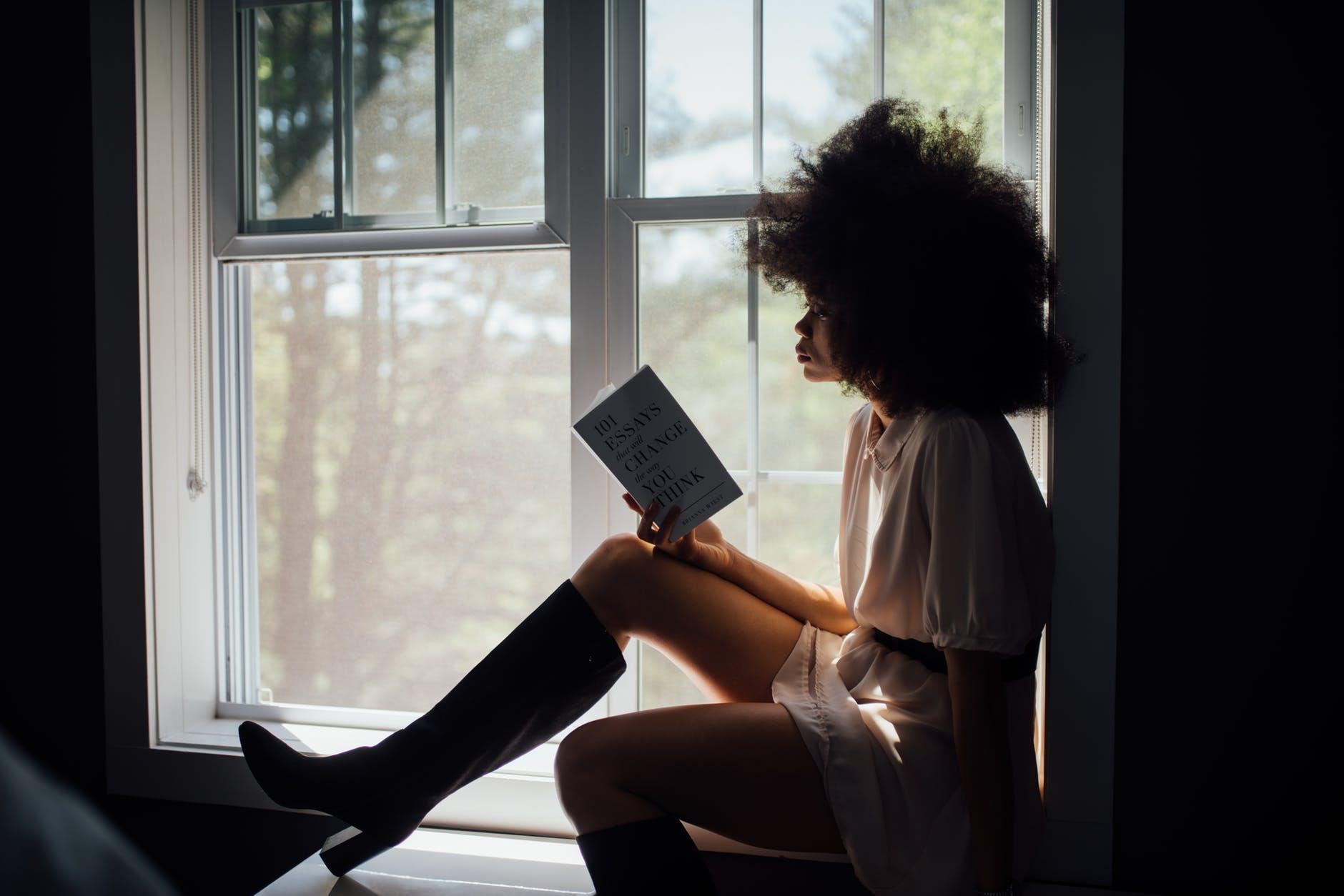 Books are beautiful.