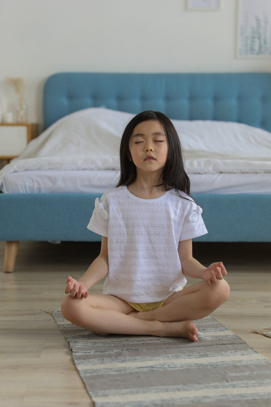 Teach mindfulness to kids.