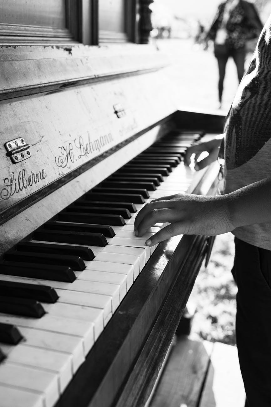 Music is beautiful.